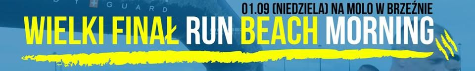 Wielki Finał Run Beach Morning 2019