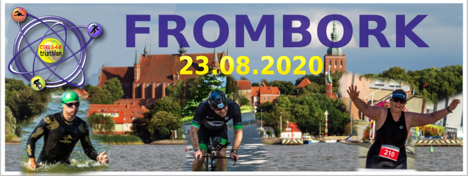 2-4-8 Triathlon Frombork - SZTAFETY