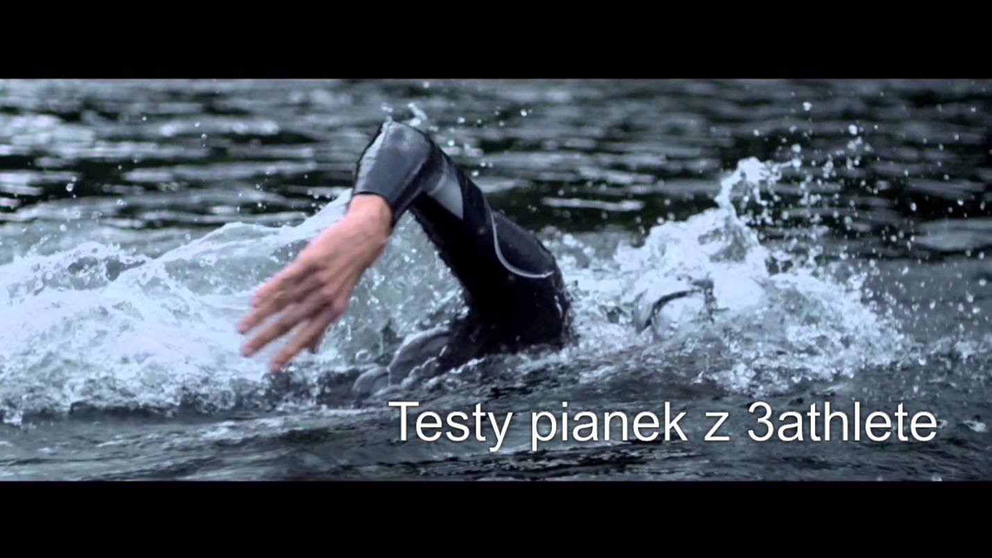 Zone3 - Testy pianek z 3athlete Triathlon Center