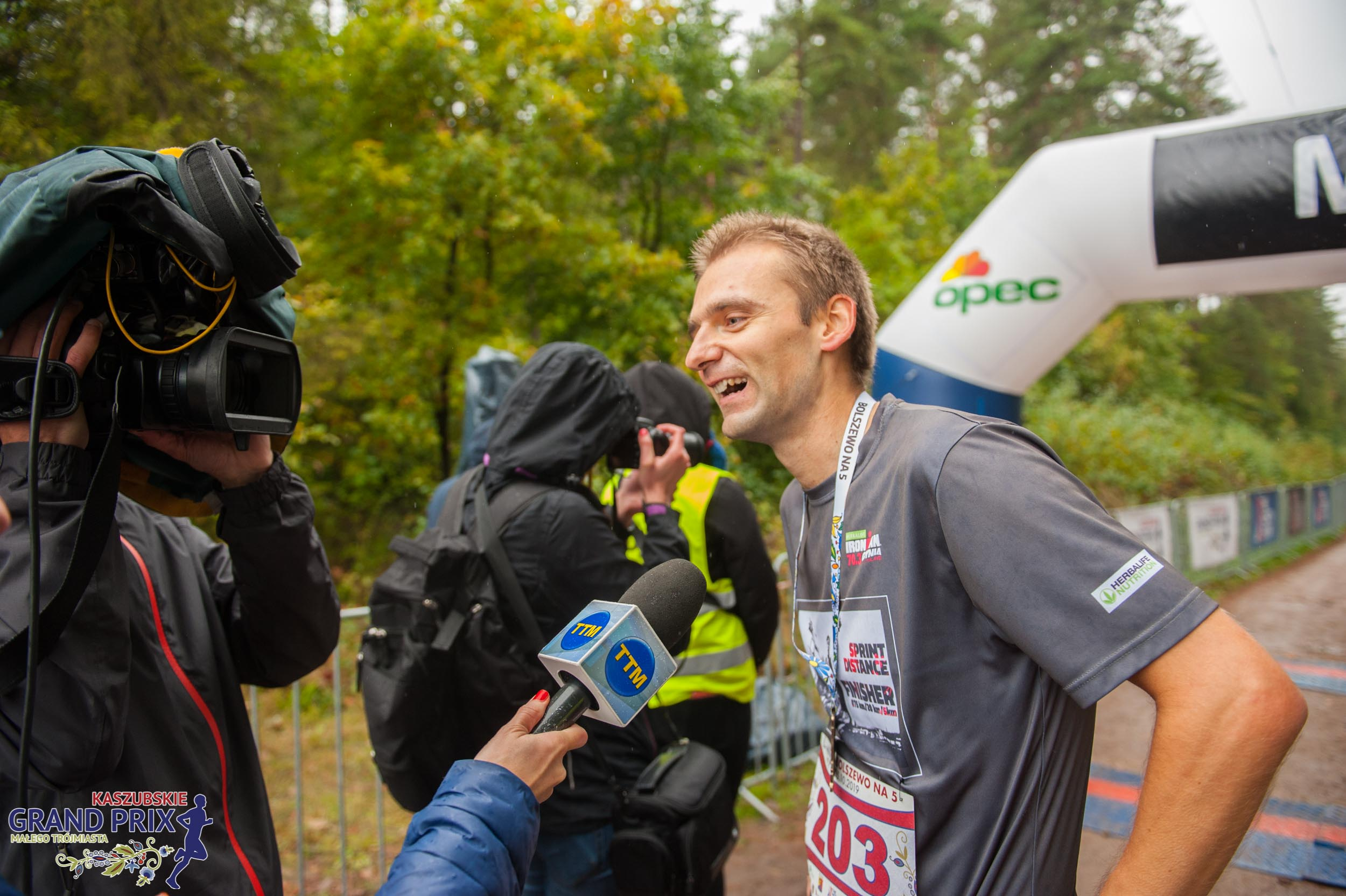 Michał Zajk - Kaszubskie Grand Prix